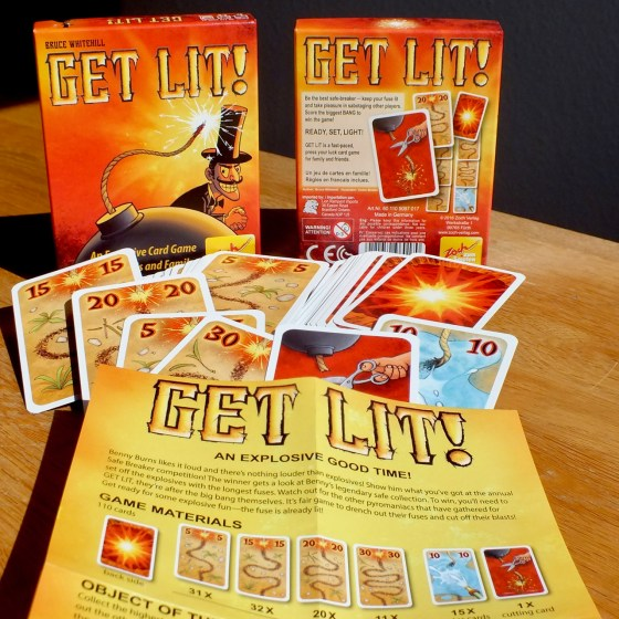 Fuse / Lunte / Get Lit! – The Big Game Hunter