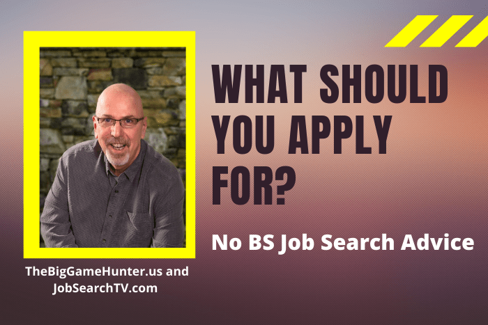 What Should You Apply For?