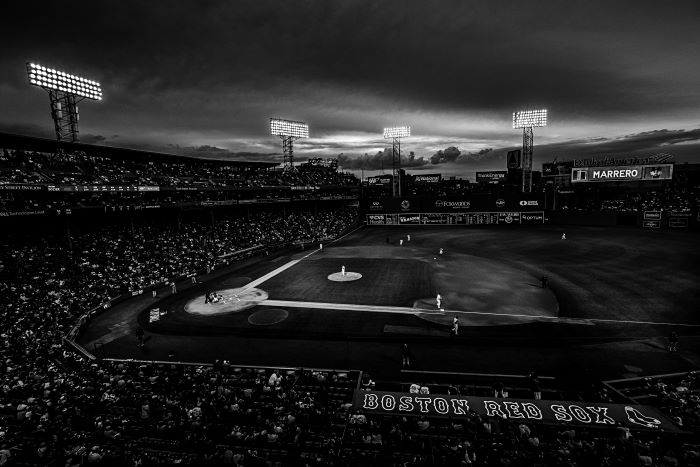 Fenway Park | Jeff Altman, The Big Game Hunter