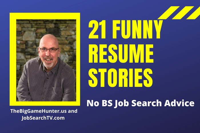 21 Funny Resume Stories