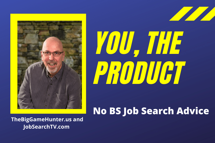 You, the product
