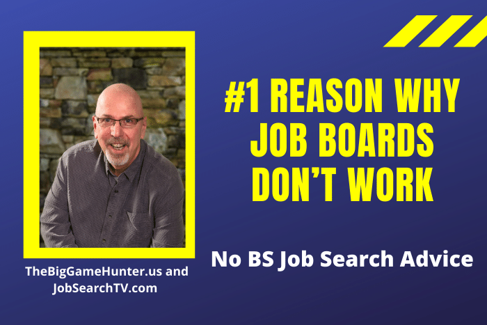 #1 Reason Why Job Boards Don't Work