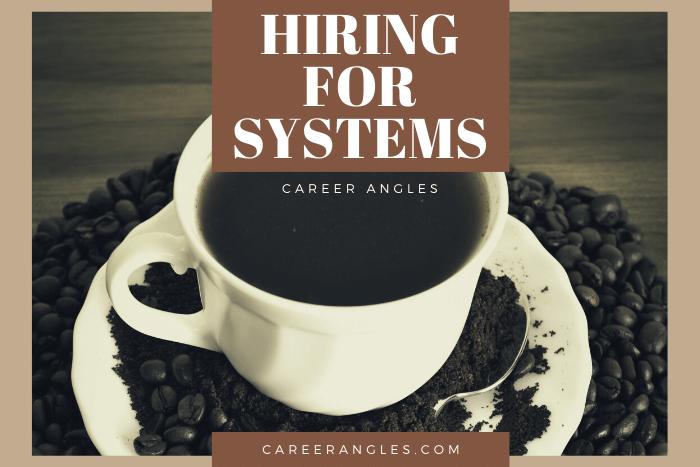Hiring forSystems