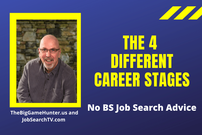 The 4 Different Career Stages