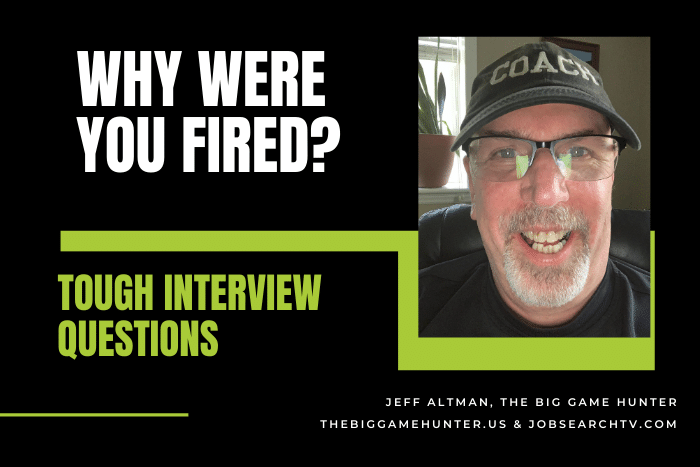why were you fired?
