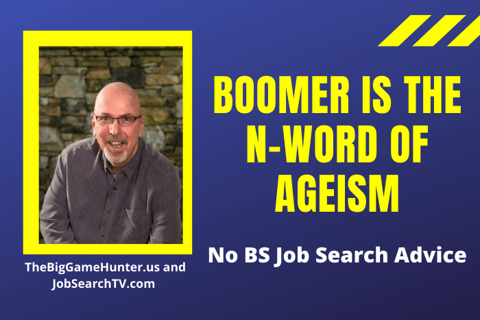 Boomer is the N-Word of Ageism