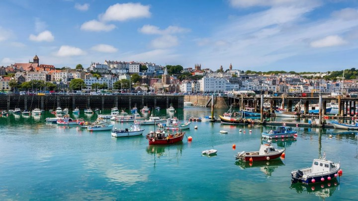 real estate, luxury apartments in Guernsey