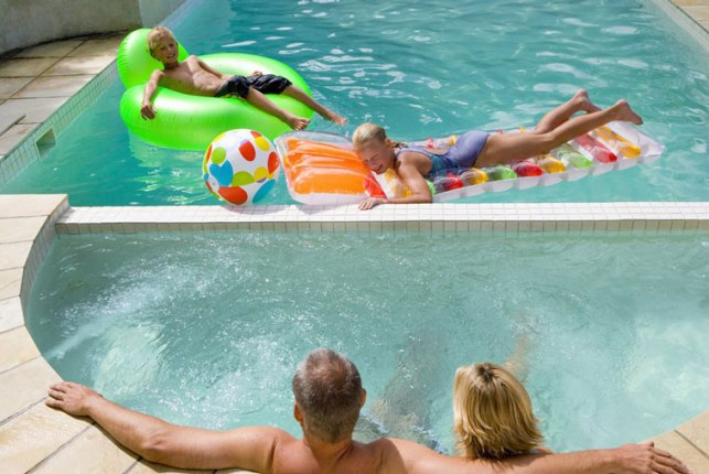 What Are The Benefits Of Using An Inflatable Hot Tub?
