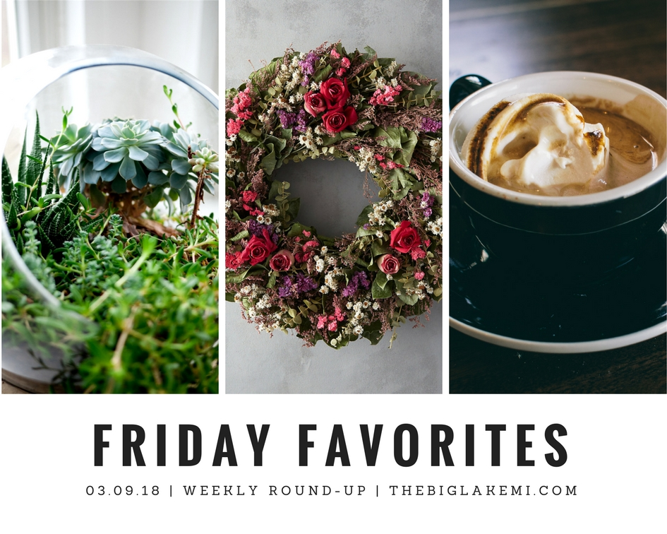 Friday Favorites 9 : Friday favorites archives the big lake