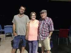 Tim, Steph and Bill