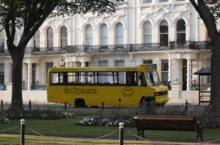 Bus and Coach hire Brighton