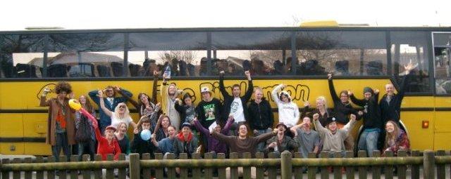 Festival Coaches Brighton