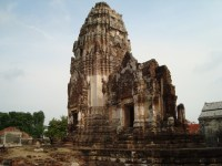 00132-temple ruins, Lopburi