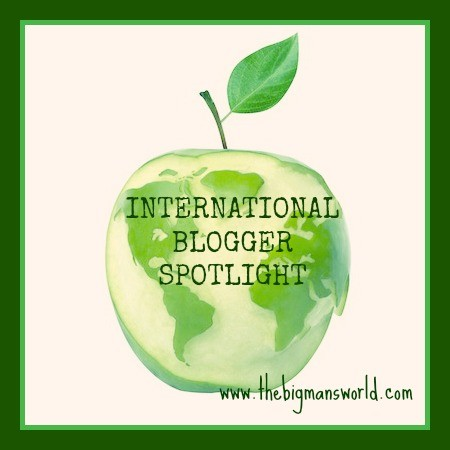 International Blogger Spotlight- Christine from Apple of my Eye