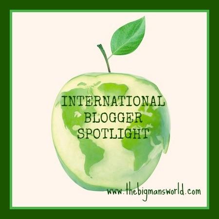International Blogger Spotlight- Christine from Apple of my Eye