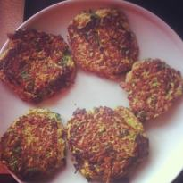Curried Tuna Patties