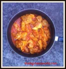 Persian Saffron Chicken (Gluten Free, Paleo)