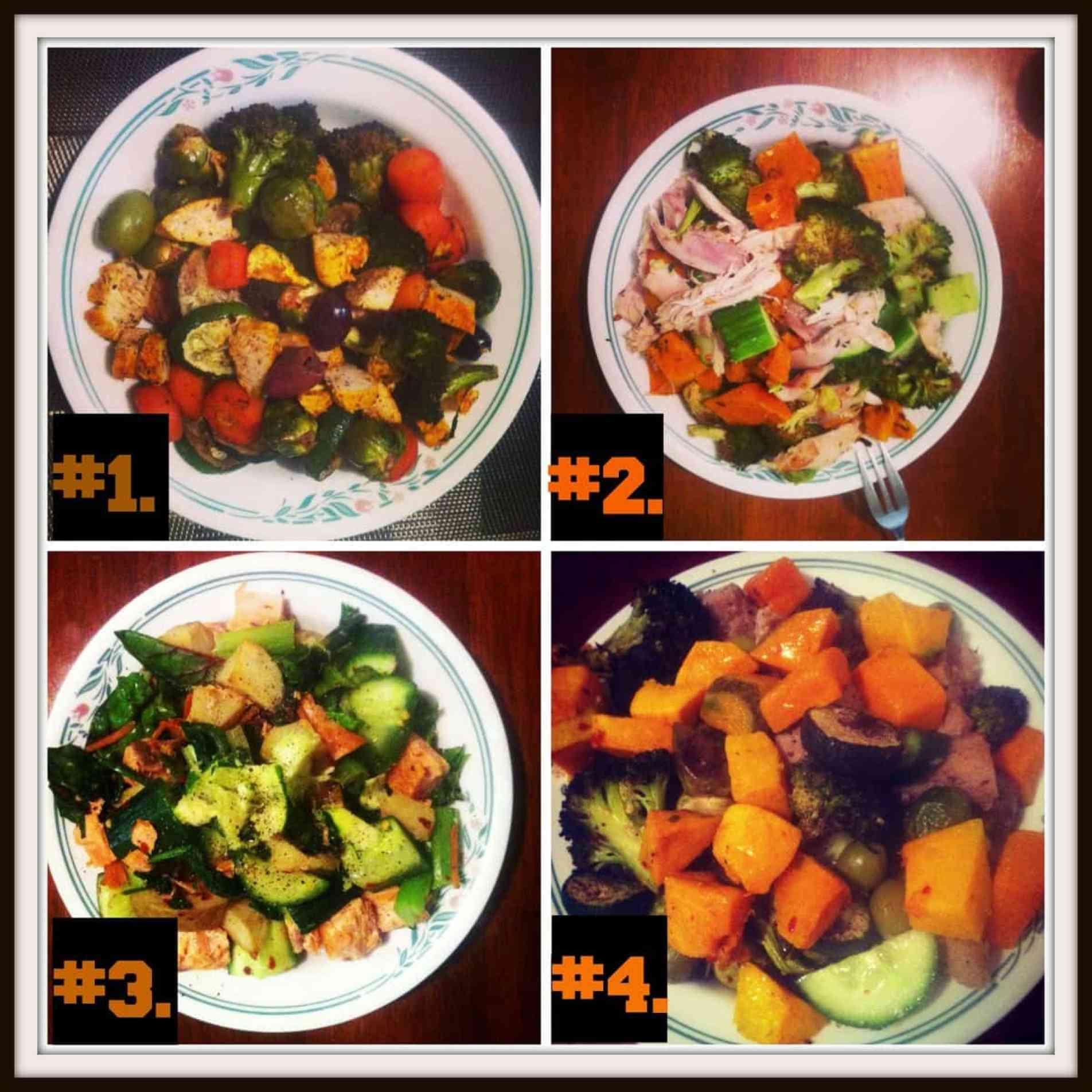 Best Salads Low Calorie Fast Food