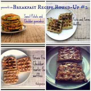Breakfast Recipe Round up #2