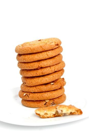 Single Serve Caramel Pecan Cookies (Gluten Free, High Protein)