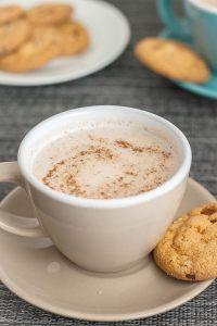 Copycat Starbucks Gingerbread Latte (Gluten Free, Paleo, Vegan, Sugar Free)