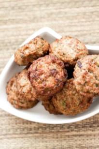 Paleo Festive Meatballs (Gluten Free, Paleo)