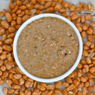 Spicy Honey Roasted Peanut Butter