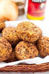 Baked Falafel Muffins