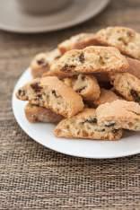 Sugar Free Gingerbread Biscotti (Gluten Free, Sugar Free)