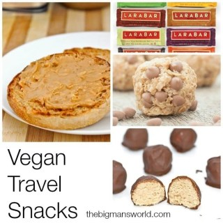 Healthy Travel Snacks for all Diets