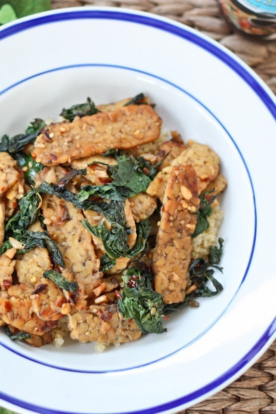 Vegan recipes to impress a carnivore tempeh 555 5 forumfinder Choice Image