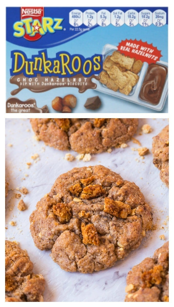 Paleo Dunkaroo Cookies