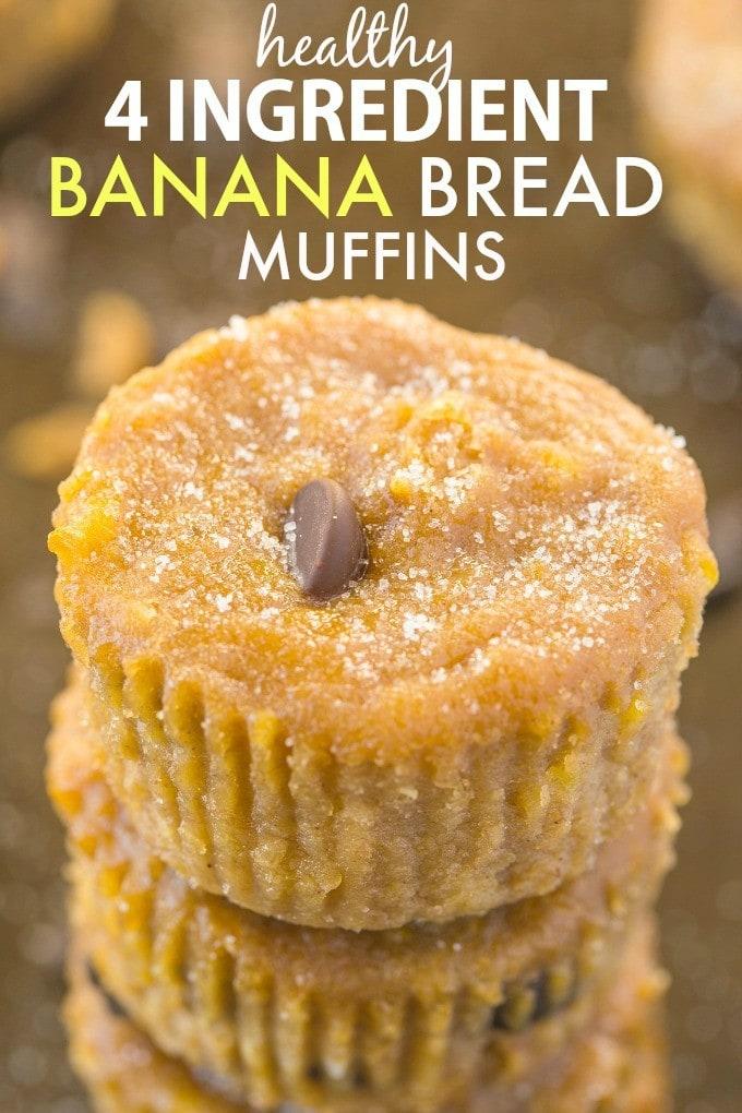 Banana Baked Goods Recipes