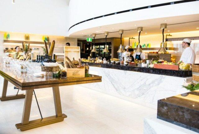 Horizon Lounge- Shangri-La Sydney- thebigmansworld.com