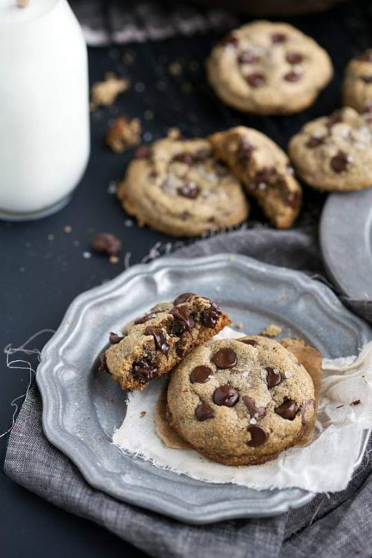Ultimate Makeover Chocolate Chip Cookies