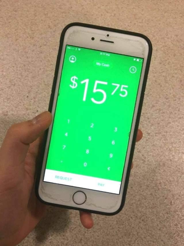 Cash Card App- thebigmansworld.com