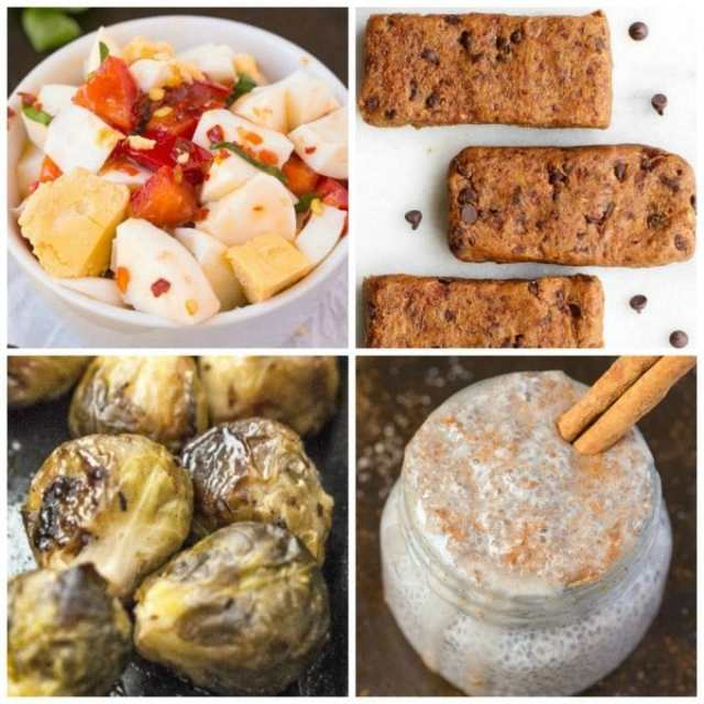 Whole 30 Friendly Meals and Snacks- thebigmansworld.com