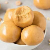 3 Ingredient No Bake Keto Energy Balls