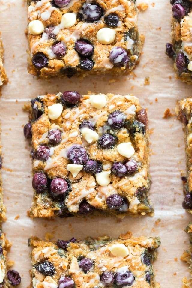 Easy homemade blueberry breakfast bake recipe
