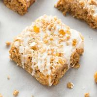 Paleo Vegan Lemon Coconut Bars Recipe