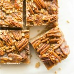 The best keto pecan pie bars recipe