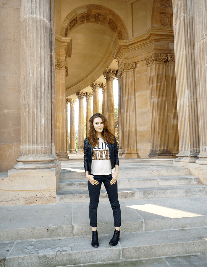 Casual Look neues Palais II