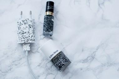 Mini DIY customized Cable Smith nail polish