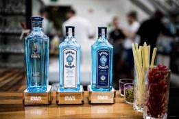 Bombay Sapphire Gin Secret Art Garden