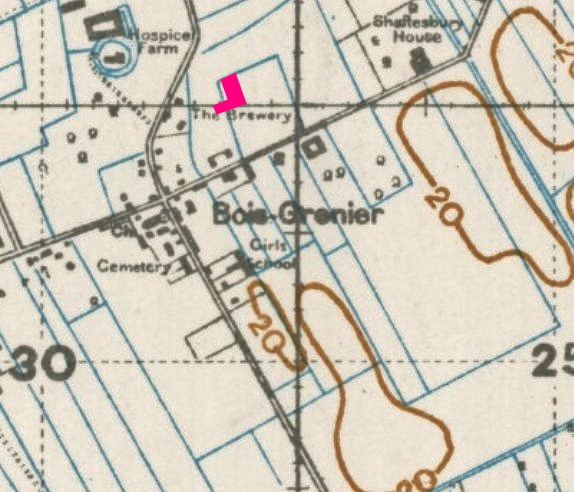Bois Grenier Brewery Orchard marked
