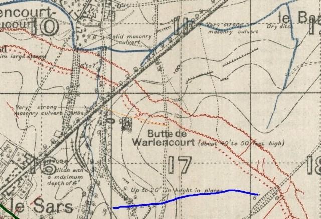 Butte de Warlencourt - Copy
