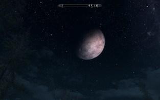 ..la notte la luna, illumina tutto..