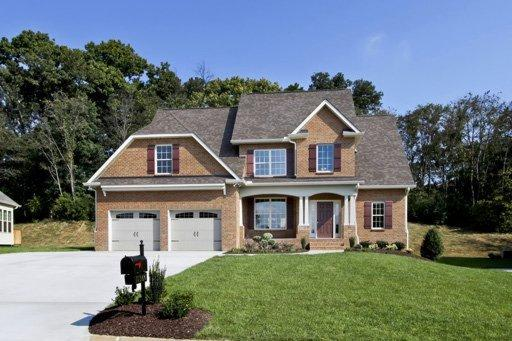 West knoxville house hunters farragut homes for sale for West tn home builders
