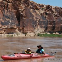 Stilwater Canyon, Green River.