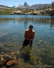 Dollar Lake, Sixty Lakes Basin, Kings Canyon N.P.